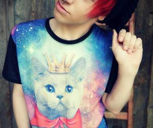 max amphetamine, red hair, and scene image