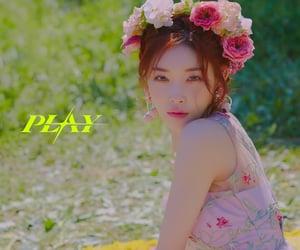 k-pop, chanmi, and mnh entertainment image