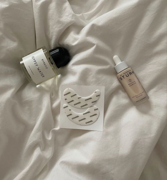 beauty, chanel, and skincare image