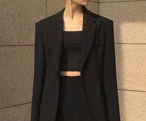 black, style, and fashion image