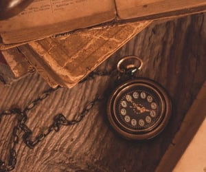 aesthetic, clock, and vintage image