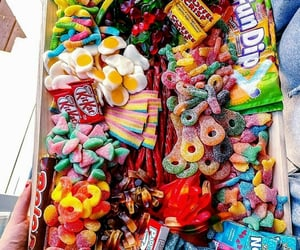 food and candy image