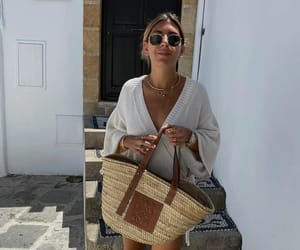 blogger, fashion, and hermes image