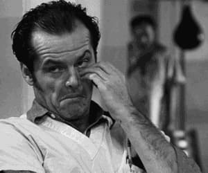 the cuckoo's nest, one flew over, and Nicholson image