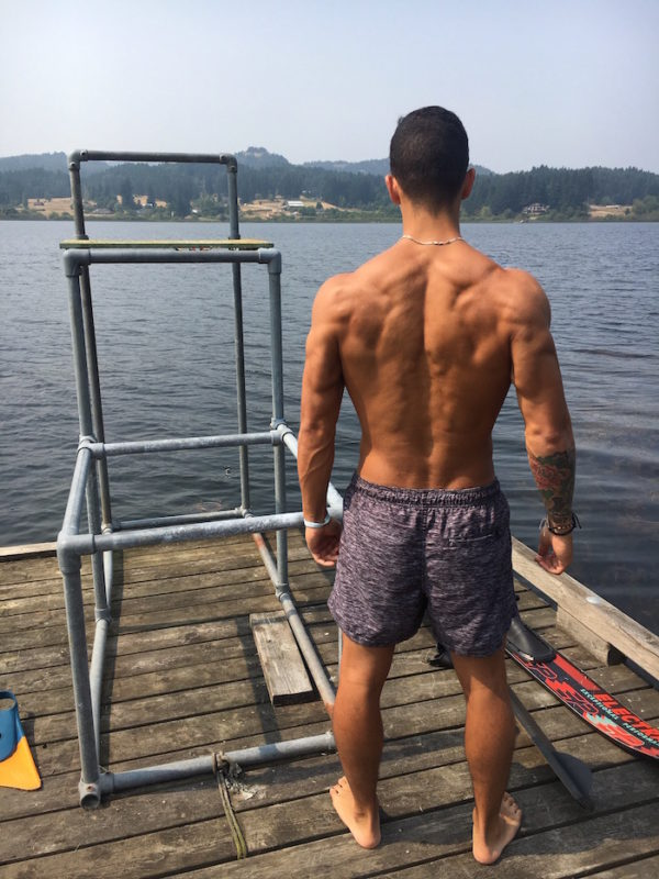 lake, youtube, and fitness image