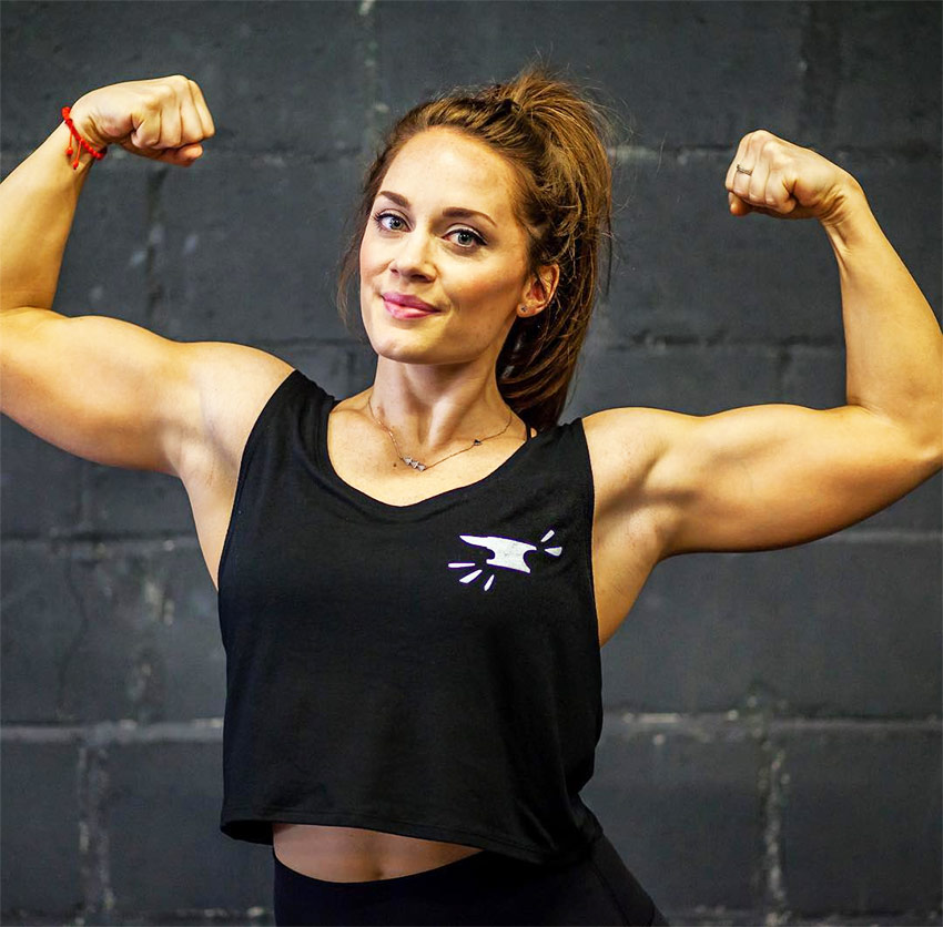 fitness, muscle, and youtube image