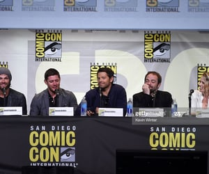 actors, comic con, and mark sheppard image