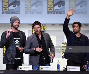 actors, comic con, and jared padalecki image