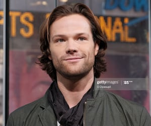 actor, jared padalecki, and supernatural image
