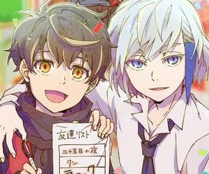 anime, BAM, and manhwa image