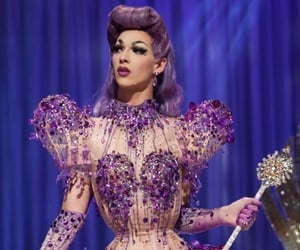 corset, diamonds, and season 7 image