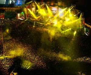 Tomorrowland and music image