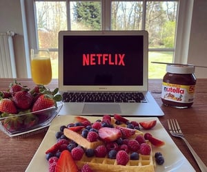 food and netflix image