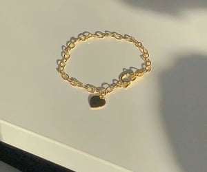 gold, bracelet, and jewelry image