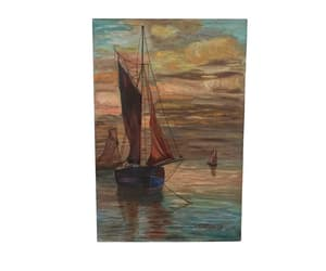 etsy, sea art, and french art image