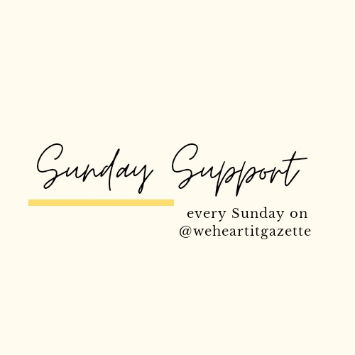 article, god, and sunday support image