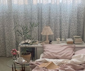 aesthetic, decor, and flowers image