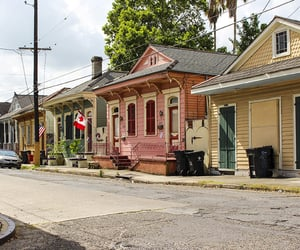 neighborhood, new orleans, and bywater image