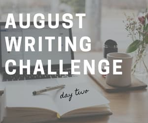 article, august writing challenge, and rihanna image