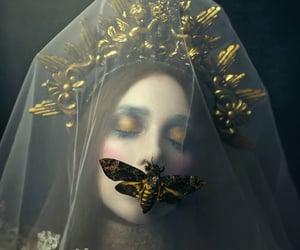 aesthetic, beautiful, and dark image