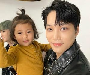 baby, exo, and kim jongin image