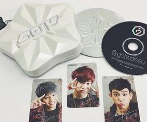 album, jinyoung, and got7 image