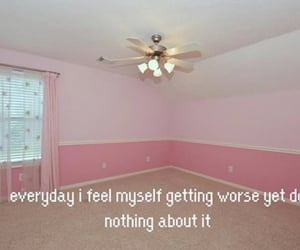 pink, trauma, and sad memes image
