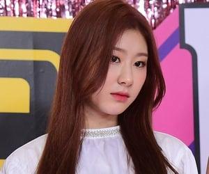 JYP, yuna, and itzy image