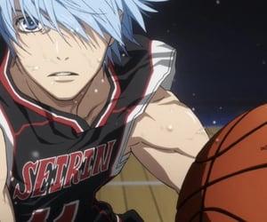 anime, Basketball, and cool image