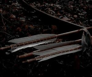 arrow, archery, and aesthetic image