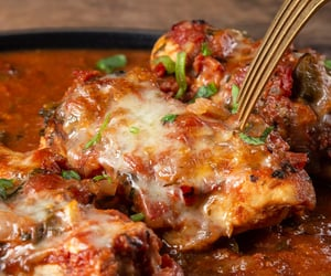 Chicken, cooking, and recipe image