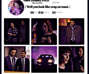 aesthetic, sam winchester, and spn image