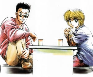 anime, kurapika, and archive image