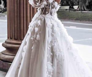 bride, wedding, and weddings image