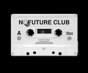 90s, cassete, and club image