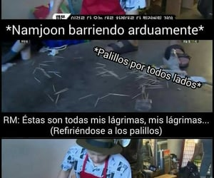 bts, citas en español, and namjoon image