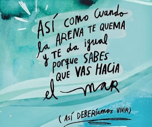 arena, frases, and valientes image
