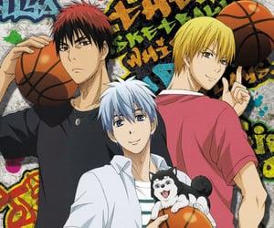 kuroko no basket, anime, and kise ryouta image