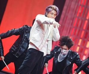 rm, bts, and kim nam-joon image