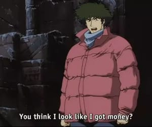 anime, Cowboy Bebop, and quotes image