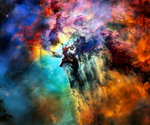 the lagoon nebula image