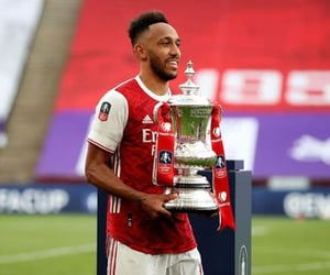 Arsenal, aubameyang, and ligainggris image