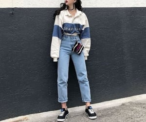 90s, moda, and casual image