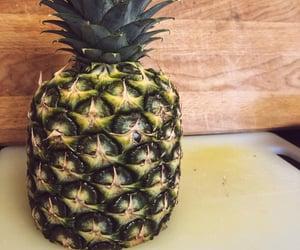 ananas, food, and inspiration image