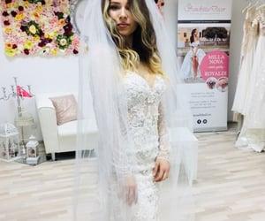 luxury, wedding, and lacedress image