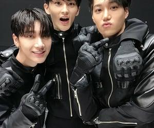 exo, wayv, and kpop image