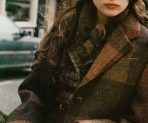 aesthetic, scarf, and style image