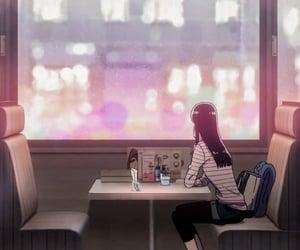 anime, 女の子, and 悲しい image