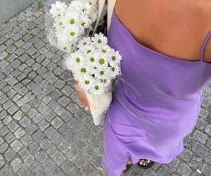 handbag, dress, and fashion image