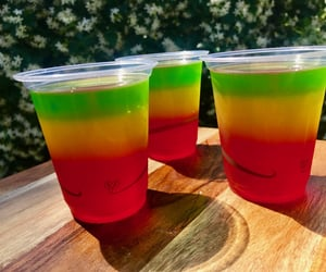 colorful, colourful, and drink image
